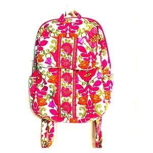 "*SALE—Vera Bradley ""Lilly Bell"" Floral Backpack!"